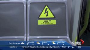 Calgary Transit JOLT program