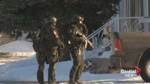 Two men face charges, after 4 hour standoff in Lethbridge