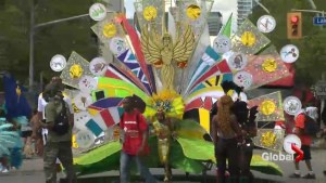 48th Caribbean Carnival parade kicks off attracting over a million spectators
