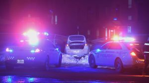 Laval police arrest man after pursuit