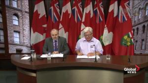 Union announces its intention to take legal action against Kathleen Wynne over the sale of Hydro One
