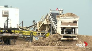 Teen killed working at gravel site