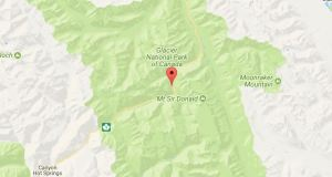 Kelowna man falls to death in national park