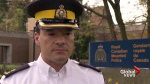 Former high-profile RCMP officer accused of sexual assault