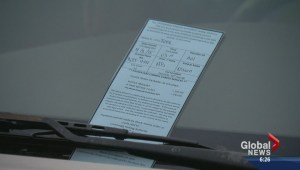 Private parking lot tickets – Do you have to pay them?