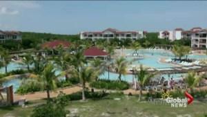 Cuba, Sunwing says resort safe but travellers disagree