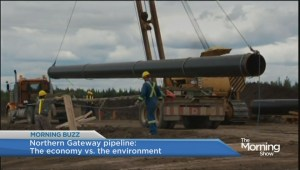 Is the Northern Gateway pipeline good for Canada?