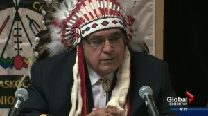 First Nation takes government to court