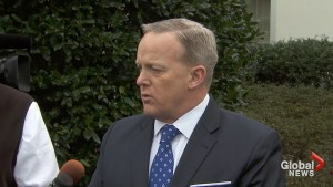 Sean Spicer explains reasoning behind Trump administration's new travel ban