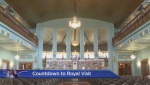 Last minute touches underway as Victoria prepares for Royal visit