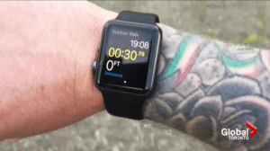 Apple Watch not working properly with some tattoos