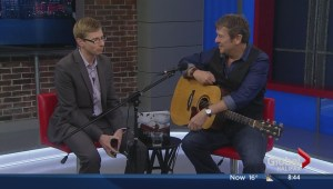 Lennie Gallant tours the Maritimes this weekend