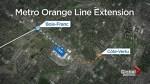 Extending the Metro's orange line