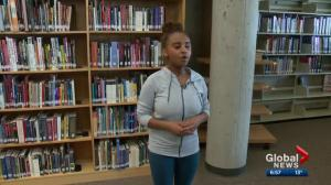 'Very ecstatic': Poetry makes huge difference in young Calgarian's life