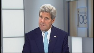 John Kerry explains why he fears the threat of ISIS so much