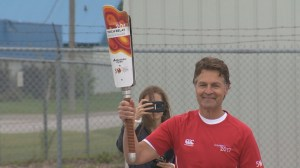 The 2017 Canada Summer Games torch relay finishes in Winnipeg