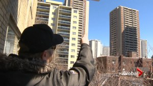 Toronto man horrified after watching Facebook video showing man jumping 30 floors to death
