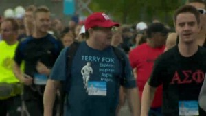Montreal hosts annual Terry Fox Run