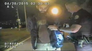 RAW: Dashcam video of Momhammad Abdulazeez arrest months before Chattanooga shooting