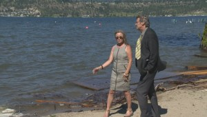 Some Kelowna lakeshore residents offended by calls to reclaim flooded foreshore