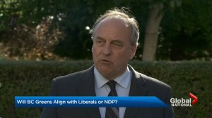 Will BC Green Party align with Liberals or NDP?