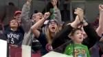 Canadiens fans flock to open practice