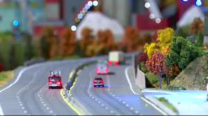 Team creates replica of Canada in miniature