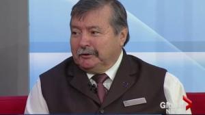 Sheraton Cavalier Saskatoon Hotel bellhop wins national award