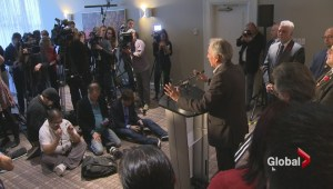 Couillard, First Nations leaders meet about police abuse