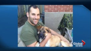 Friends and community pay their respects to Cpl. Nathan Cirillo