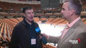 Former Oiler Joe Micheletti weighs in on playing with Wayne Gretzky, can't wait to get back to Edmonton