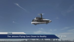 Flying cars getting closer to reality