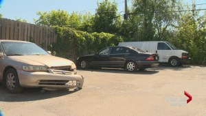 Laval parking rage