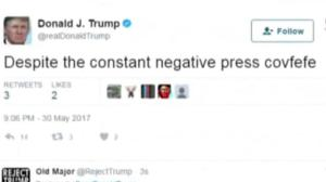 What is covfefe?