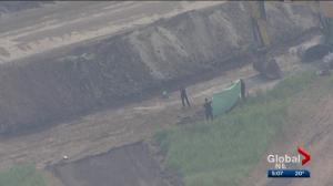 Human remains discovered at construction site in Okotoks: RCMP