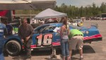 Emotional day for family at Speedway 660