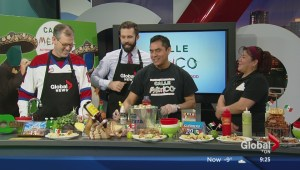 In the kitchen with Calle Mexico