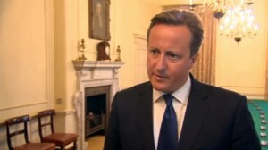 UK PM Cameron condemns Foley killing as barbaric