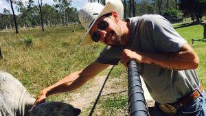 Sudden death of B.C. bull rider Ty Pozzobon