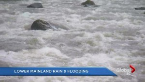 More rain and floods expected to hit Lower Mainland?