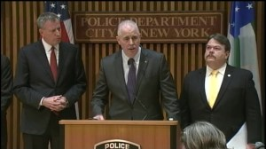 NYPD Commissioner describes past of the accused