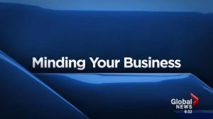 Minding Your Business: Dec 13