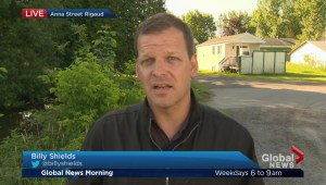 Rigaud reeling as water levels rise again