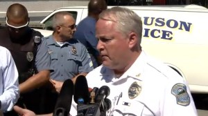 Ferguson police chief knows there is a relations problem following Michael Brown shooting