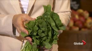 Nutrition: Spring garden vegetables