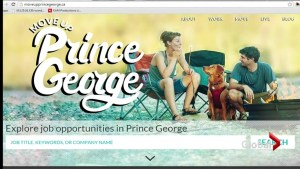 Move to Prince George