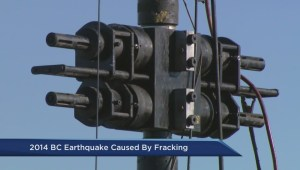 Northeastern BC earthquake has been attributed to fracking