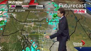 Edmonton Weather Forecast: April 29