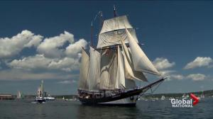 Indigenous youth hope to chart new course on tall ship