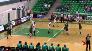 Saskatchewan Huskies women's basketball host Final Four